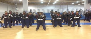 Provine Rams Drill Competition